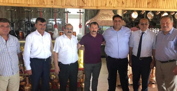 Özlem Kuzu Çevirme ve Kır Lokantası hizmete açıldı