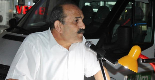 """""""15 Temmuz, Türk milletinin yazdığı destan günüdür"""""""