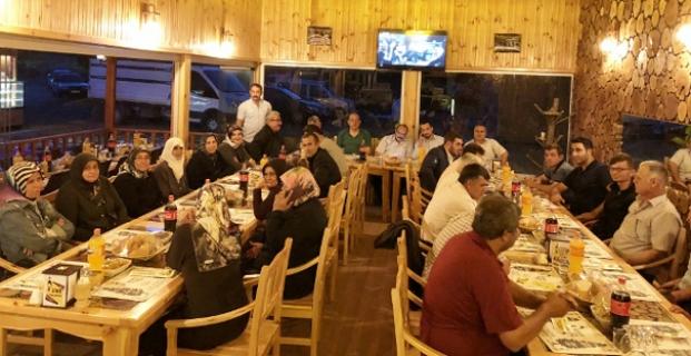 AK Parti'nin çalışmaları masaya yatırıldı