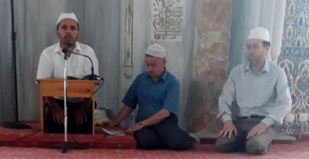 Kargı'da, 15 Temmuz Şehitleri için mevlit okutuldu