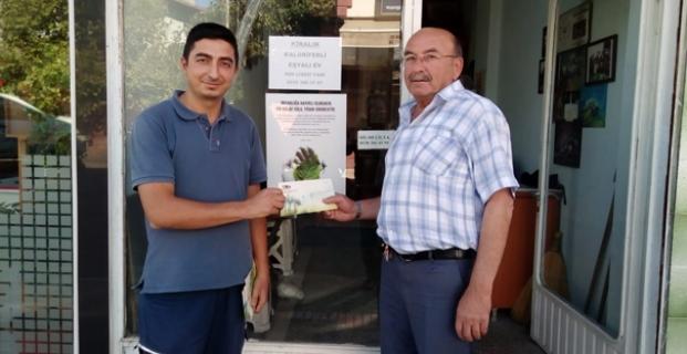Kargı'da TEMA gönüllülerinin sayısı artıyor