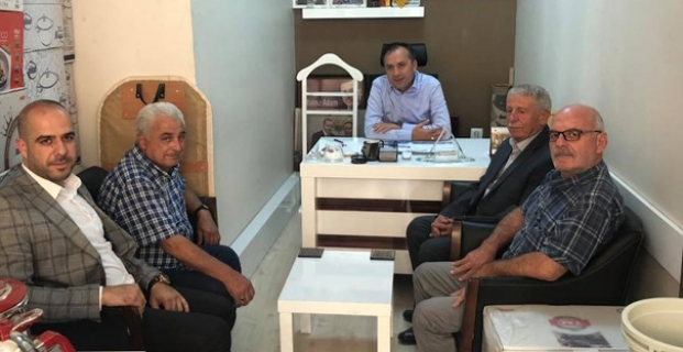 STK temsilcilerinden milletvekillerine ziyaret