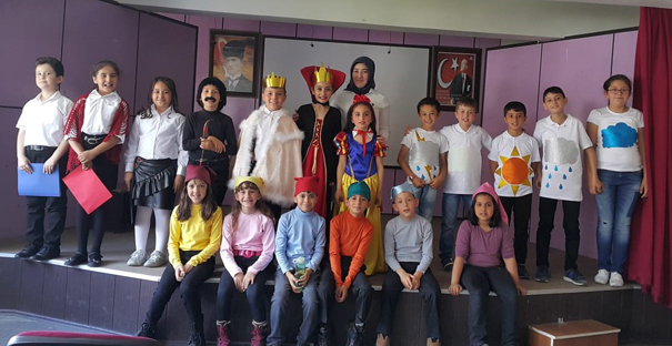 Atatürk İlkokulu'na Ulusal Kalite Etiketi