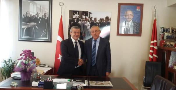 Aydoğanoğlu, Ataşehir'den Meclis Üyeliği'ne aday