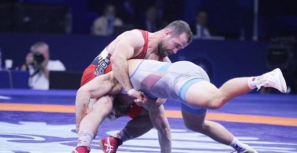 Fatih Erdin dünya ikincisi oldu