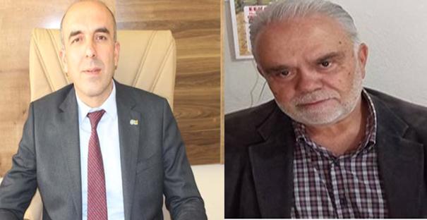 """""""İYİ Parti'de ilçe başkanları görevinin başında"""""""
