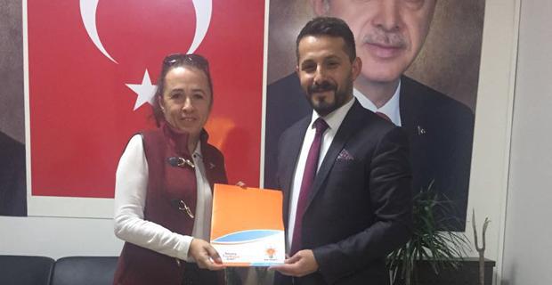 Avukat Gülhan Demiral Ak Parti'den Aday Adayı