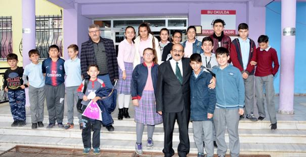 Başkan Şen, öğrenci temsilcilerini dinledi