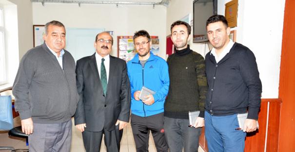 Başkan Şen Öğretmenler Günü'nü kutladı