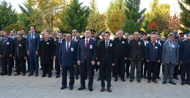 Kargı'da Atatürk'e duygulu anma