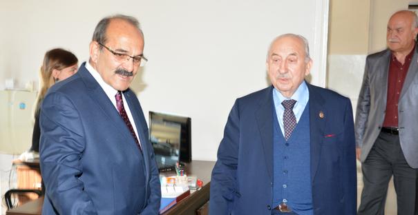 Kavuştu'dan Başkan Şen'e teşekkür