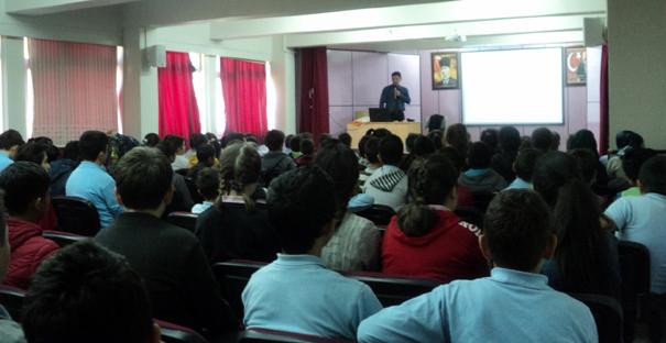 Öğrenciler, organ bağışı konusunda bilgilendirildi