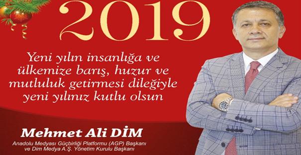 """""""2019 Türk medyasına yeni bir soluk getirecek"""""""