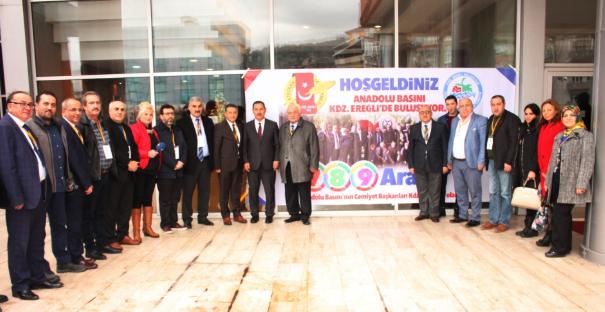 Anadolu Basını Ereğli'de buluştu