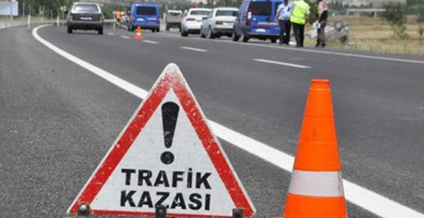 Beygircioğlu'nda kaza: 2 yaralı