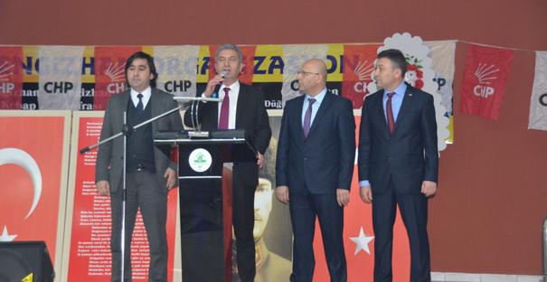 CHP'den coşkulu seçim startı