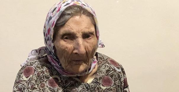Kargı'nın en yaşlı kadını vefat etti