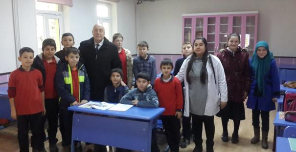 Milli Eğitim Müdürü Genç'ten İmam Hatip'e ziyaret