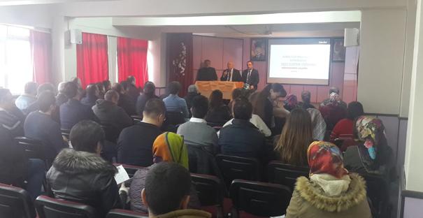 2023 Eğitim Vizyonu Değerlendirme Toplantısı yapıldı