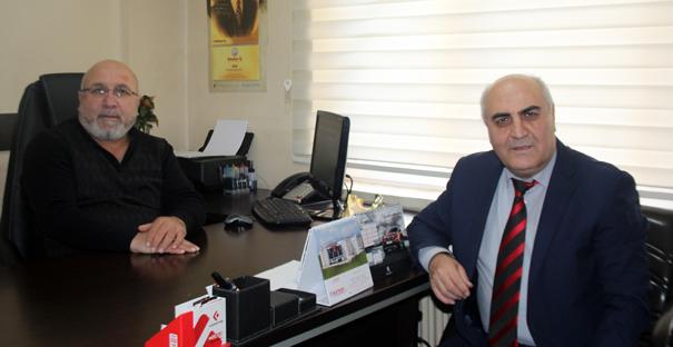 Karabük BRTV'den, Odabaş'a ziyaret