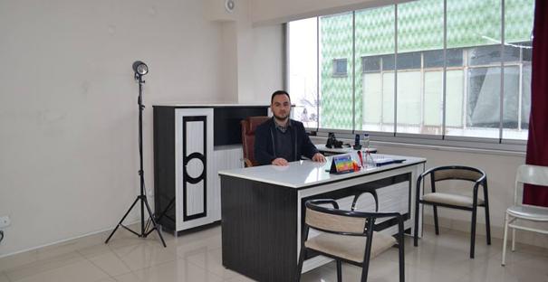 Kargı Gazetesi yeni bürosuna taşındı