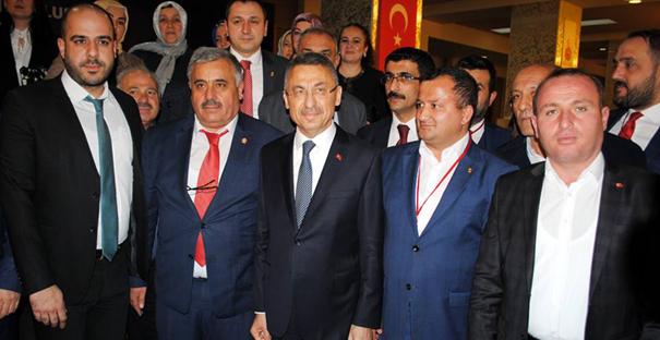 Başkan Bilgin, 'Sivil Toplum Buluşması'na katıldı