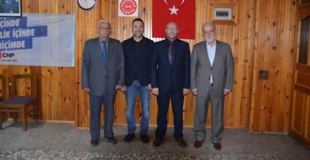 CHP ve İYİ Parti Kargı'da anlaştı