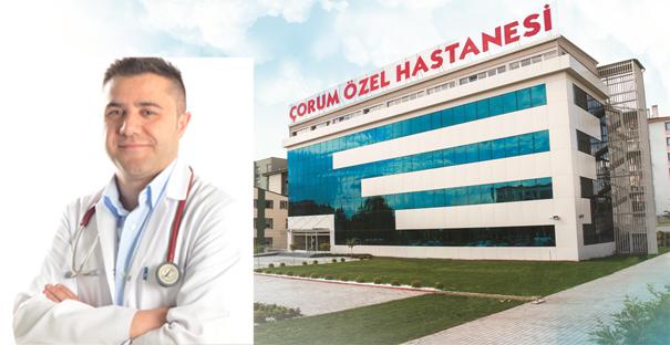 Çorum Özel Hastanesi'ne, 'Sağlık Turizmi Yetki' belgesi