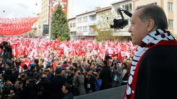 Erdoğan, Çorum'a geliyor