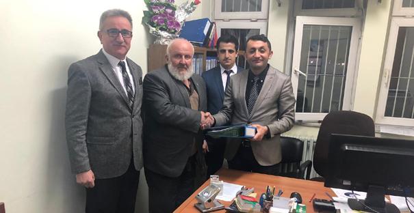 Kargı MHP, Seçim Kurulu'na listelerini teslim etti