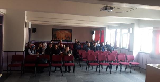 Kargı'da 2. Dönem zümre toplantıları yapıldı