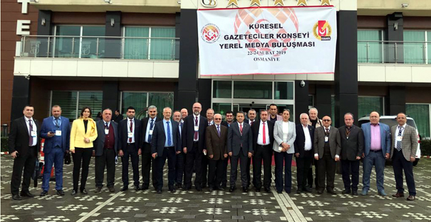 Küresel Gazetecilerden Osmaniye çıkarması