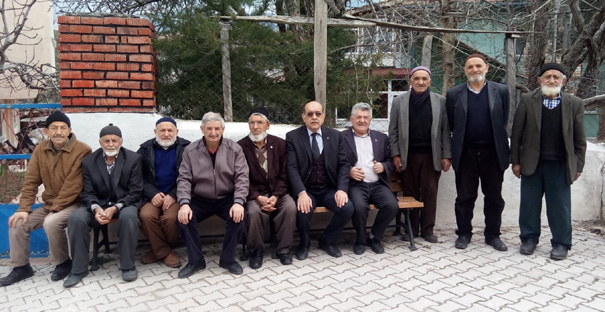 AK Parti köy köy geziyor