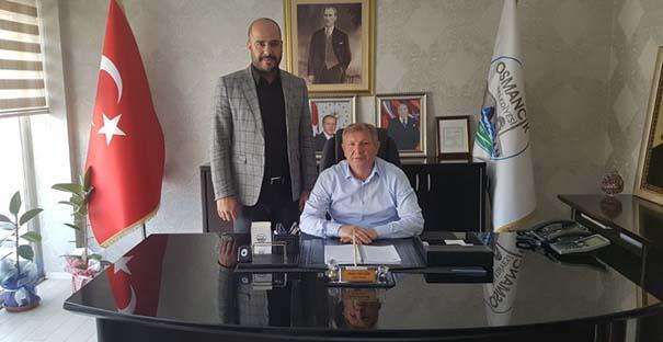 Bilgin, Başkan Gelgör'ü kutladı