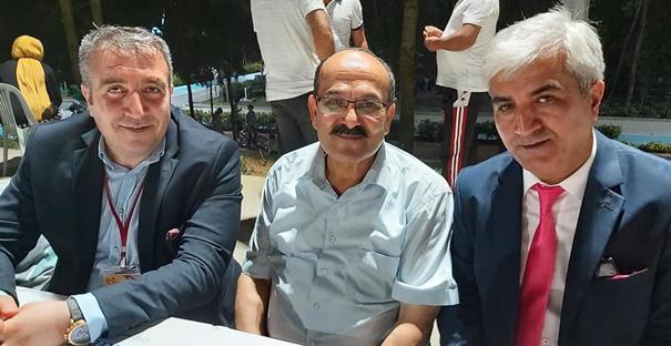 Başkan Şen, İstanbul'daki Çorumlular buluşmasına katıldı