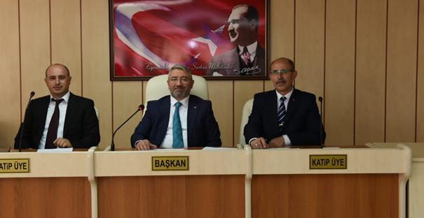 Çevre Belediyeler Birliği Meclis Toplantısı yapıldı