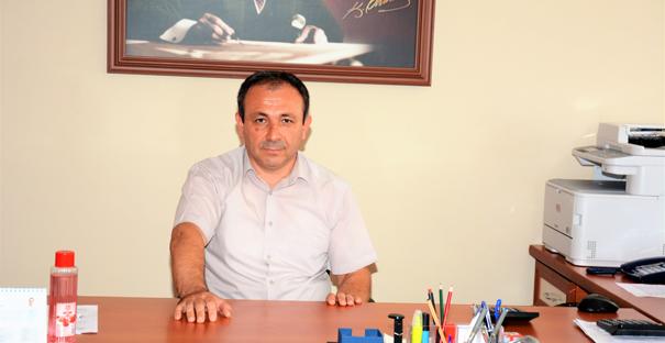 Eray Köroğlu göreve başladı
