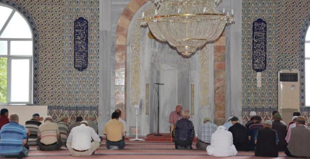 Kargı'da 15 Temmuz şehitleri için mevlit okutuldu