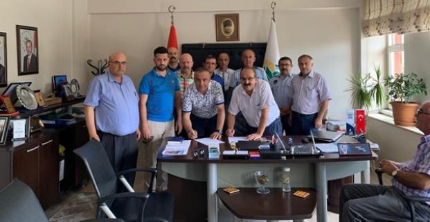 Sosyal Denge Tazminat Sözleşmesi imzalandı