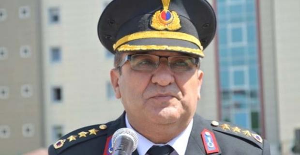 Jandarma Komutanı Değişti