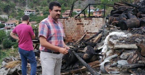 Saraycık Köyü'nde inceleme yaptı