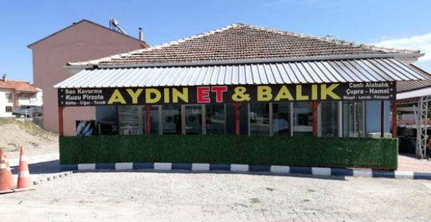 Kargı'nın ilk balık restoranı ''Aydın Et ve Balık Evi'' açıldı