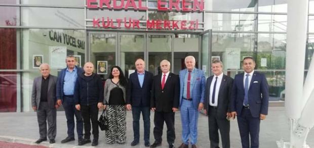 Ataşehir'deki etkinliğe katıldılar