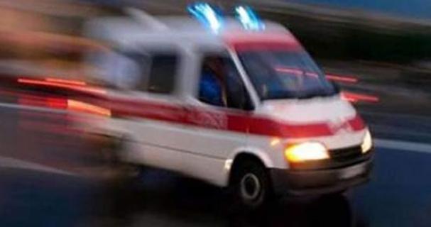 Fenalaşarak Bayılan Şahıs, Ağır Yaralandı