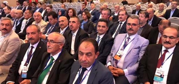 Karadeniz Bölge Toplantısına katıldılar
