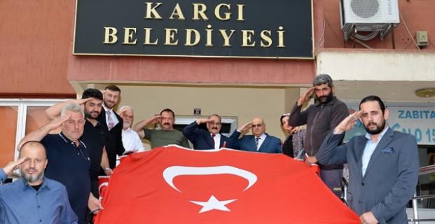Kargı Meclisi'nden Barış Pınarı Harekatı'na Destek