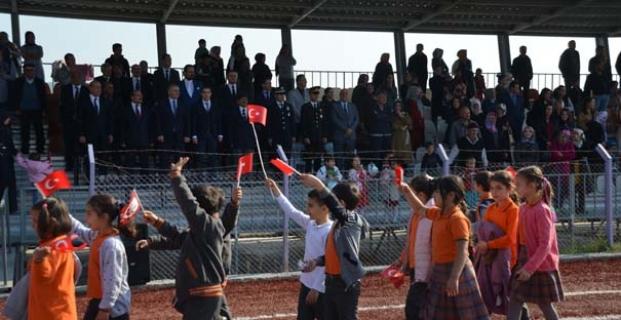 Kargı'da Cumhuriyet Bayramı coşkusu