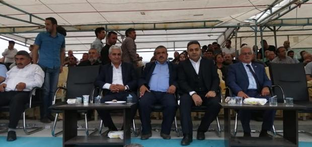 Osmancık'taki festivale katıldılar