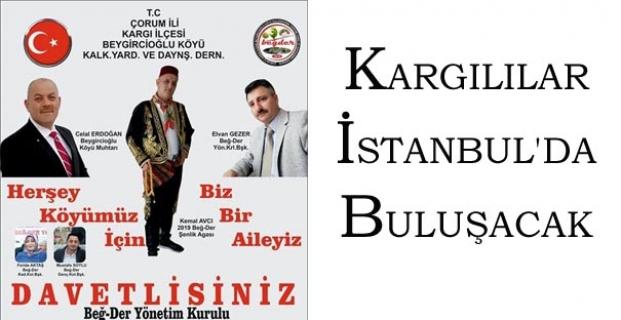 İstanbul'daki Kargılılar buluşacak