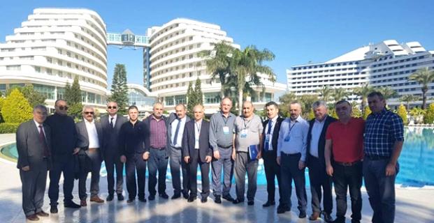 Kargı Meclis üyeleri de katıldı
